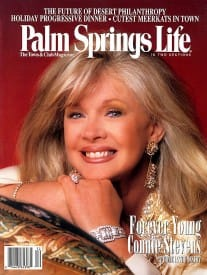 Palm Springs Life magazine - December 1994