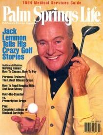 Palm Springs Life magazine - July 1994