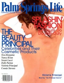 Palm Springs Life magazine - April 1994