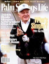 Palm Springs Life magazine - February 1994