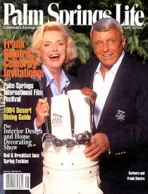 Palm Springs Life magazine - January 1994