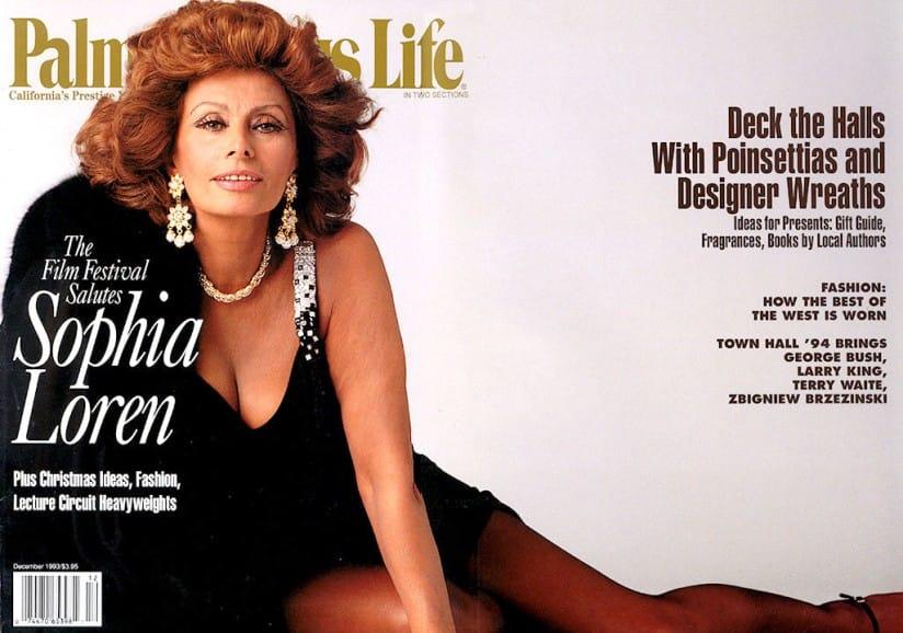 Palm Springs Life magazine - December 1993