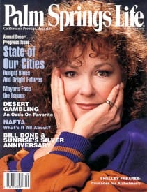 Palm Springs Life magazine - October 1993