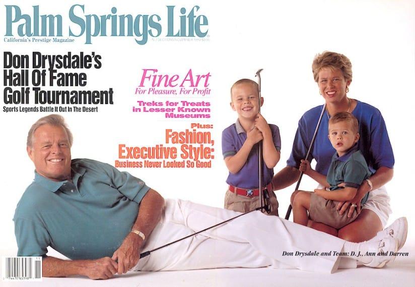 Palm Springs Life magazine - November 1992
