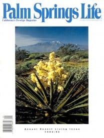 Palm Springs Life magazine - September 1992