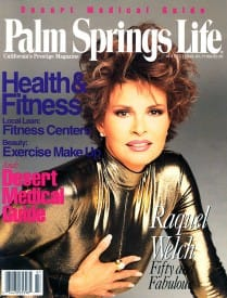 Palm Springs Life magazine - July 1992
