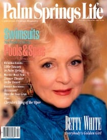 Palm Springs Life magazine - April 1992