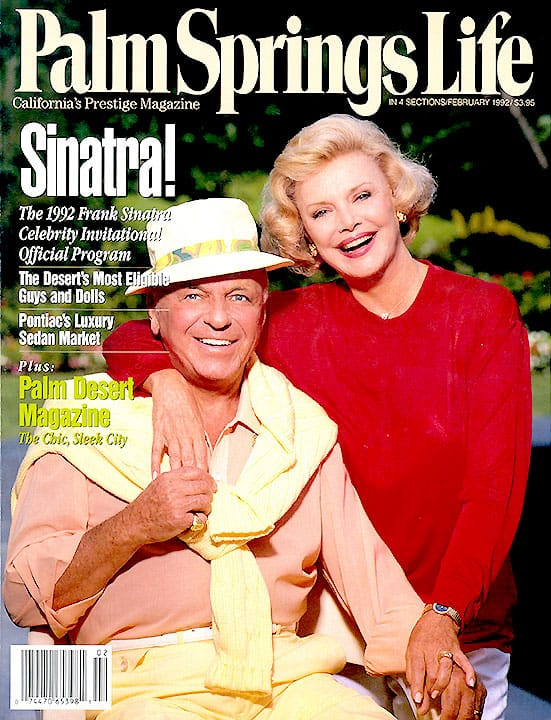 Palm Springs Life magazine - February 1992