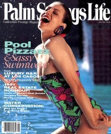 Palm Springs Life magazine - May 1991