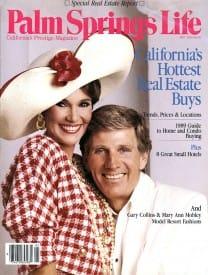 Palm Springs Life magazine - May 1989