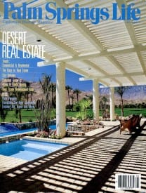 Palm Springs Life magazine - May 1988