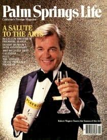 Palm Springs Life magazine - November 1987