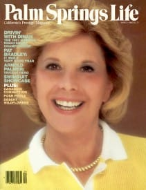 Palm Springs Life magazine - March 1987