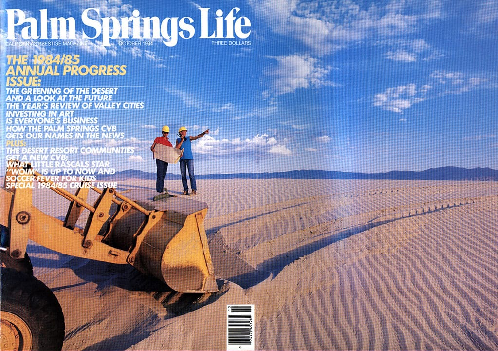 Palm Springs Life - October 1984