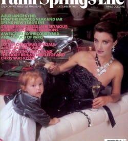 Palm Springs Life magazine - December 1983