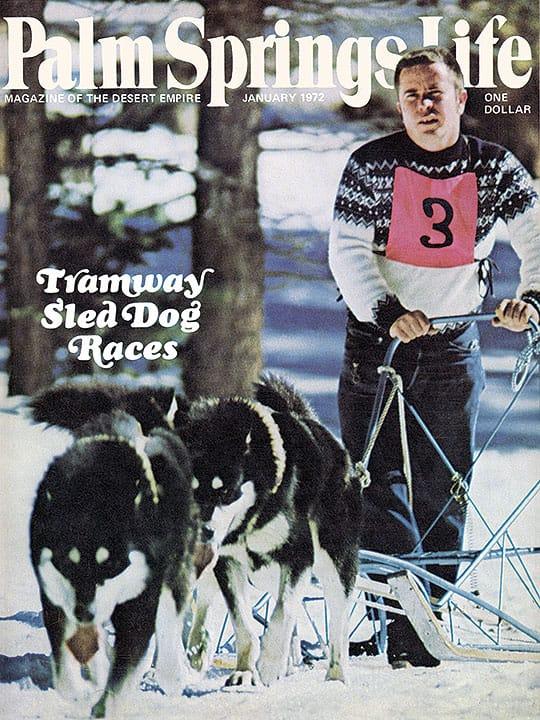 Palm Springs Life magazine - January 1972