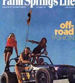 Palm Springs Life magazine - October 1971