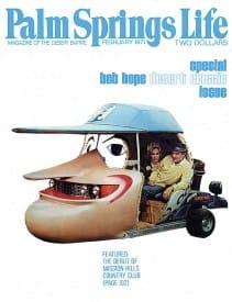 Palm Springs Life magazine - February 1971