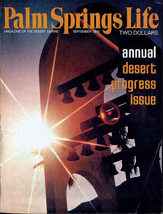 Palm Springs Life magazine - September 1970