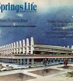 Palm Springs Life magazine - September 1969