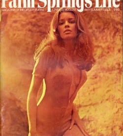 Palm Springs Life magazine - June-July-August 1969