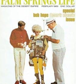 Palm Springs Life magazine - February 1969