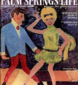 Palm Springs Life magazine - December 1967