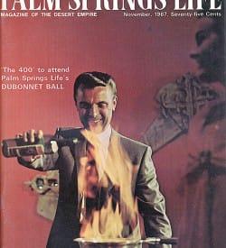 Palm Springs Life magazine - November 1967