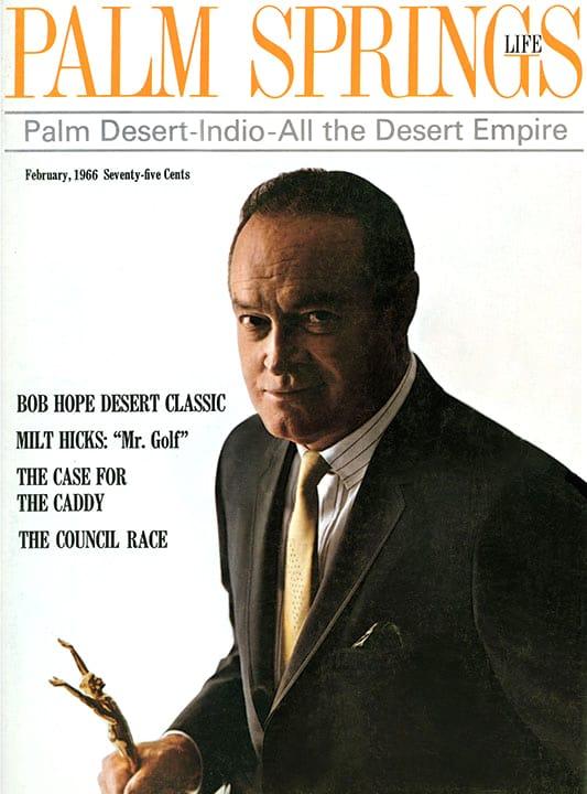 Palm Springs Life magazine - February 1966