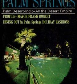Palm Springs Life magazine - December 1965