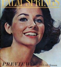Palm Springs Life magazine - November 1965