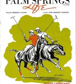 Palm Springs Life magazine - April 1965