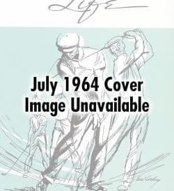 Palm Springs Life magazine - July 1964