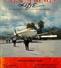 Palm Springs Life magazine - May 1964