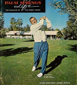 Palm Springs Life magazine - April 1964