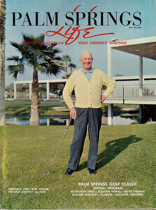 Palm Springs Life magazine - February 1964