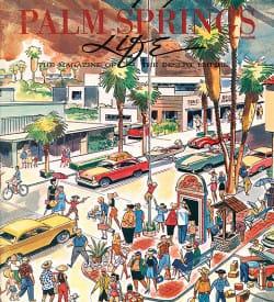 Palm Springs Life magazine - January 1964