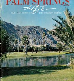 Palm Springs Life magazine - December 1963
