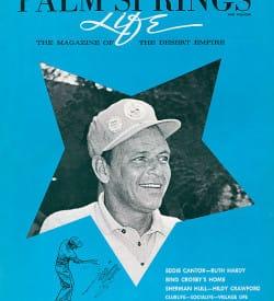 Palm Springs Life magazine - October 1963