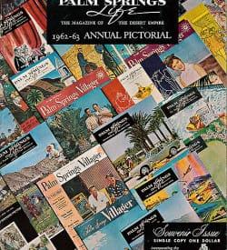 Palm Springs Life magazine - September 1962