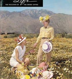 Palm Springs Life magazine - May 1962
