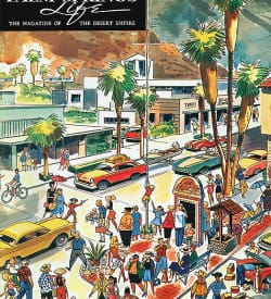 Palm Springs Life magazine - March 1962