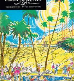 Palm Springs Life magazine - November 1961