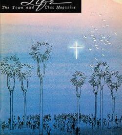 Palm Springs Life magazine - April 5 1961
