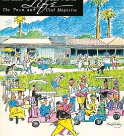 Palm Springs Life magazine - December 28 1960