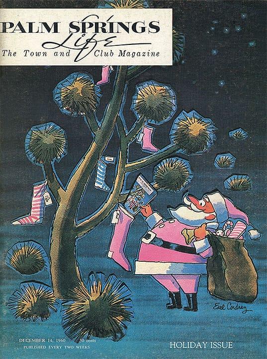 Palm Springs Life magazine - December 14 1960
