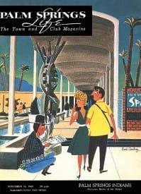 Palm Springs Life magazine - November 16 1960