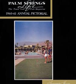Palm Springs Life magazine - September 1960