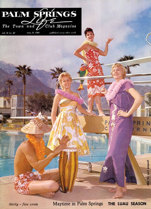Palm Springs Life magazine - May 14 1960