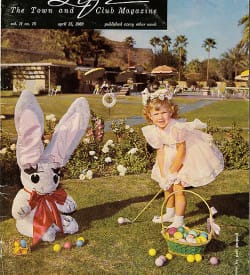 Palm Springs Life magazine - April 15 1960